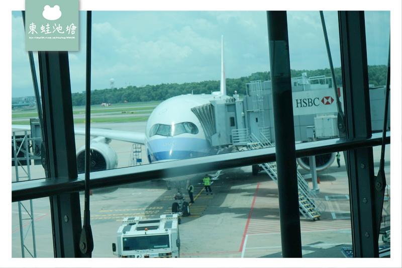 【新加坡自由行最後一站】新加坡樟宜機場第三航廈 各國美食通通有 華航A350帝雉號