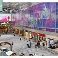 【新加坡樟宜機場24小時美食街】新加坡在地美食通通有 消費限定新加坡美食街卡
