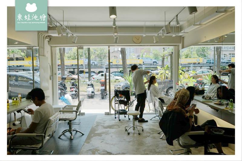 【新竹染髮美髮推薦】日系染髮讓人眼耳一新 Glitz Hair 新竹店