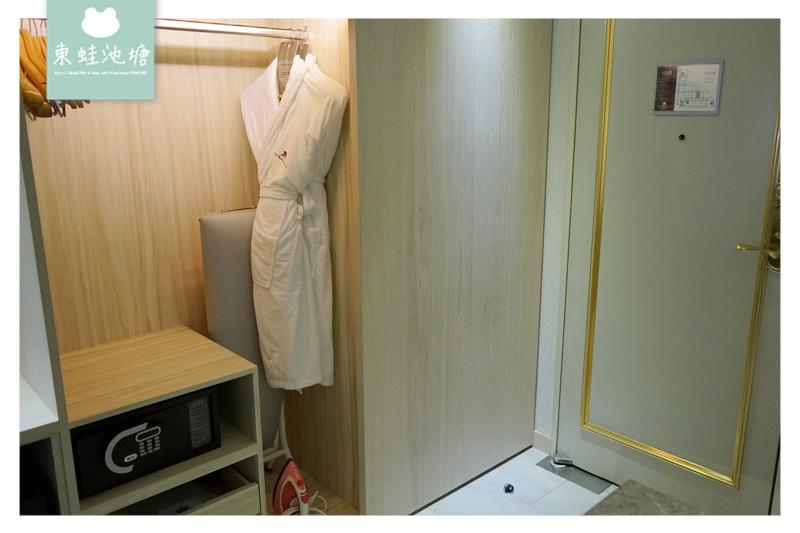 【台北信義區旅館住宿推薦】離101步行只要五分鐘 免費使用健身房洗衣室 太平洋商旅