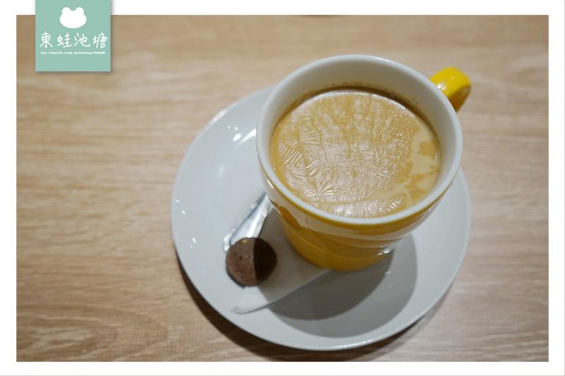 【中壢華泰名品城餐廳心得分享】義式古拉爵關系品牌 CAFFE' TiN 庭