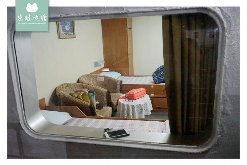 【搭台馬輪遊馬祖東引】基隆西二碼頭 馬祖東引中柱碼頭 經濟艙單人床搭乘心得分享