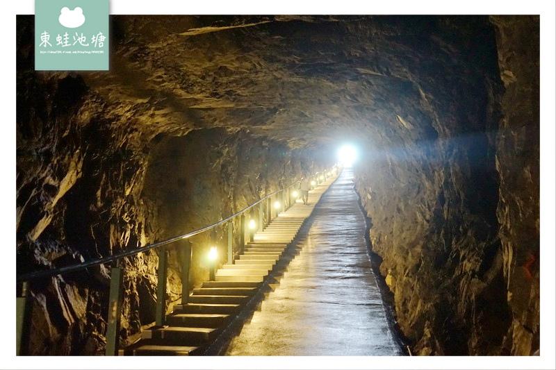 【馬祖東引必去景點推薦】要有體力耐心毅力 坑道外的美景太迷人 安東坑道