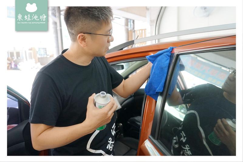 【汽車隔音工程推薦】全台唯一專攻風切聲阻隔及隔音氣密安裝 武分舖汽車隔音條