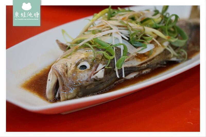 【馬祖東引美食推薦】在地老字號海鮮餐廳 美味無菜單料理 珍膳美餐廳