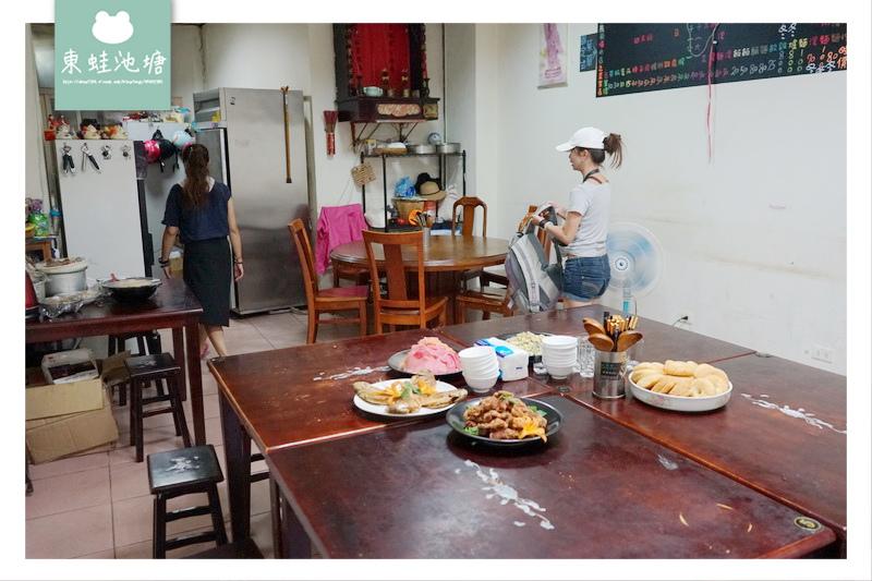 【馬祖南竿無菜單料理推薦】當地特別海鮮料理 海鮮大鍋炒 碧園 黑熊&喵の店
