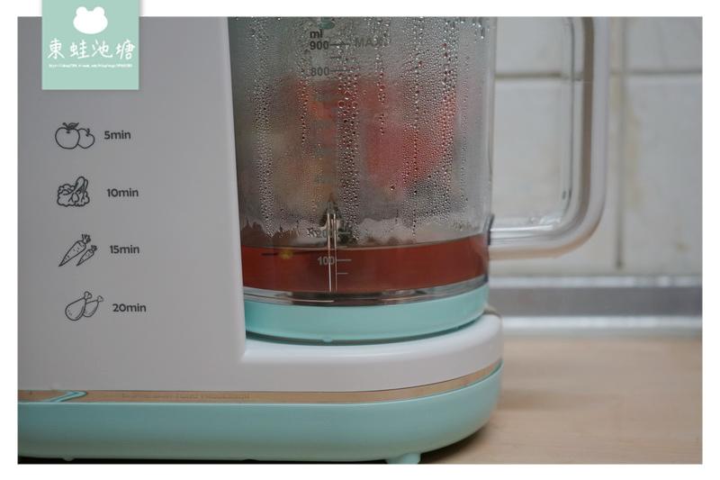 【nac nac 副食品調理機】每個有寶寶的家庭都應該要有一台 五合一功能不佔空間方便好攜帶
