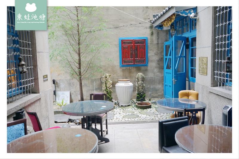 【台南中西區素食餐廳推薦】見證台南70年歷史的赤崁璽樓 原禪食餐廳