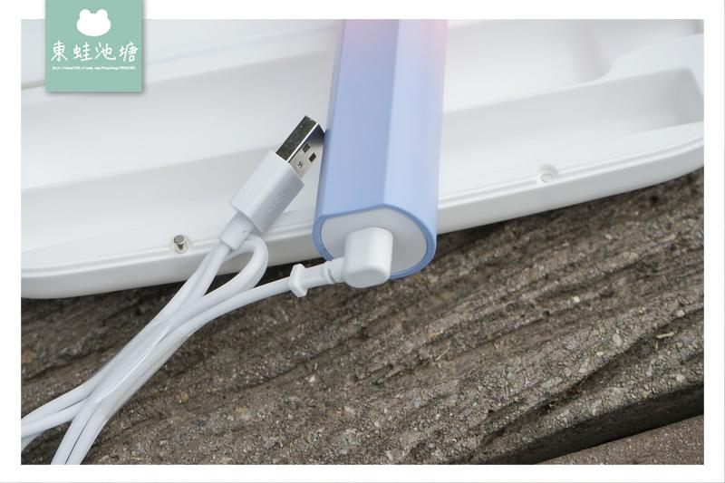 【音波電動牙刷推薦】美到讓人嫑嫑的 艾黎亞防水智能電動牙刷
