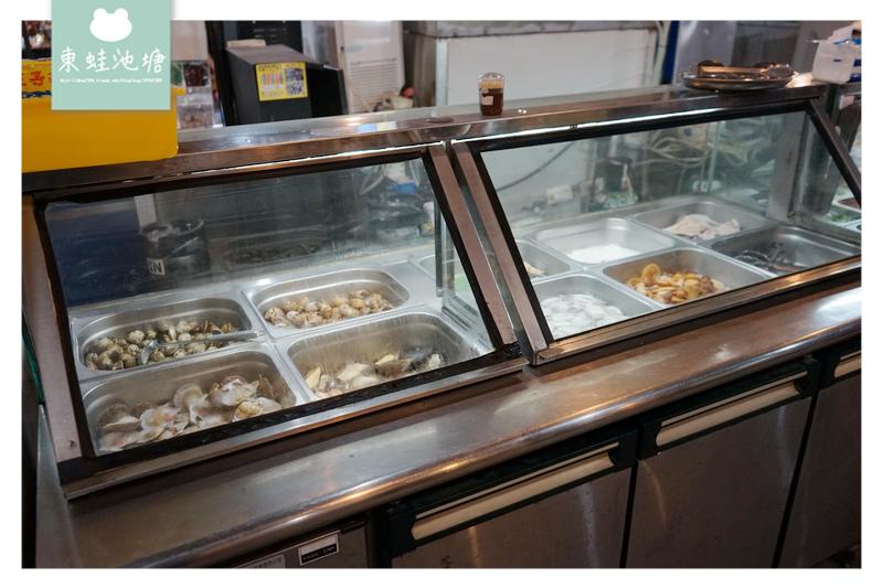 【新北五股碳烤海鮮吃到飽推薦】海魚牛角蟹鮮蝦海鮮通通無限供應 海寶城複合式碳烤新北五股店