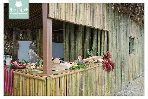 【台東一日遊行程推薦】縱谷原遊會 餐桌上的部落旅行 永康部落 獵人野食餐桌