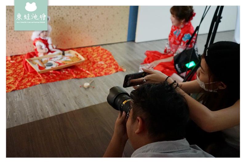 【台中抓周攝影推薦】給寶寶一個特別的禮物 八斗文創 BAUDO Image 台中抓周/家庭照/中式全家福/兒童寫真