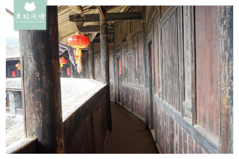 【福建景點推薦】平和土樓群 省級文物保護單位 福建土樓繩武樓