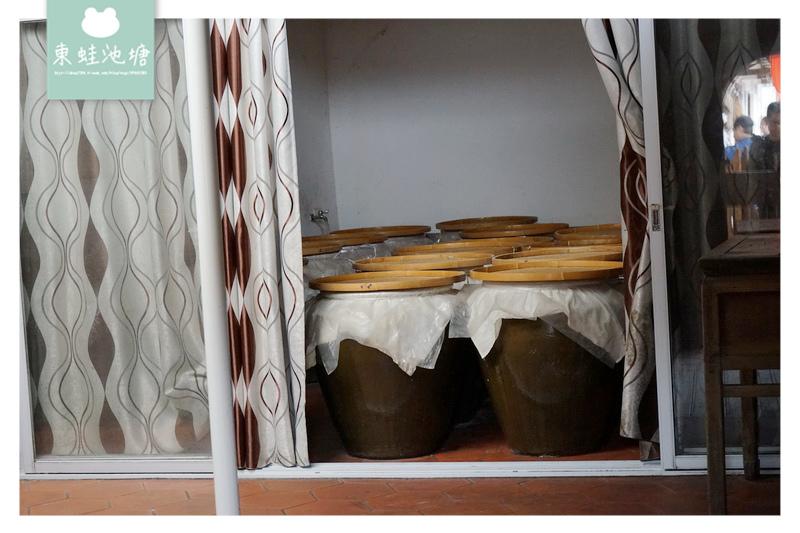 【福建平和景點住宿推薦】大米浸泡民間工藝 在酒香裡入睡 繩武樓觀光酒坊 土樓旅館