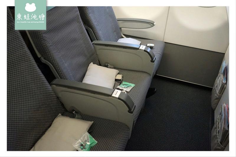【長榮航空飛日本大阪心得分享】EVA Air BR 178 機上寶寶搖籃/寶寶餐介紹