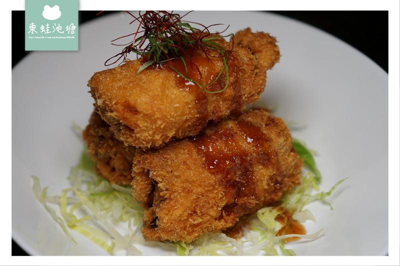 【新竹竹北美食推薦】附設停車場 創意日本料理 Sushi Vogue 壽司窩(紐約·新和食)