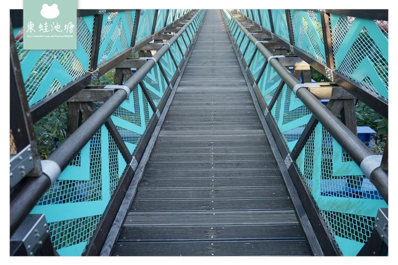 【桃園復興景點推薦】全台最長的懸索橋 大漢溪谷美景 新溪口吊橋
