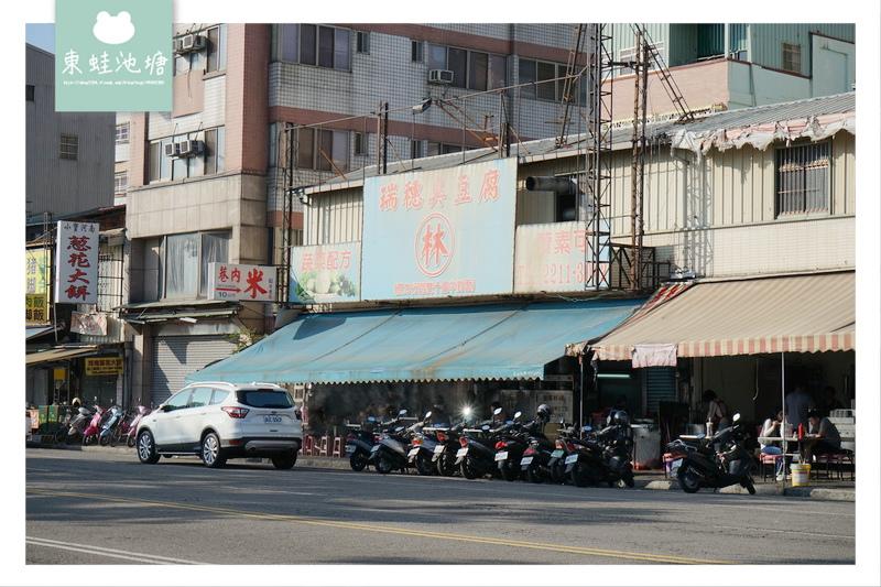 【台中東區臭豆腐推薦】紅茶豬血湯免費供應 林記花蓮瑞穗臭豆腐