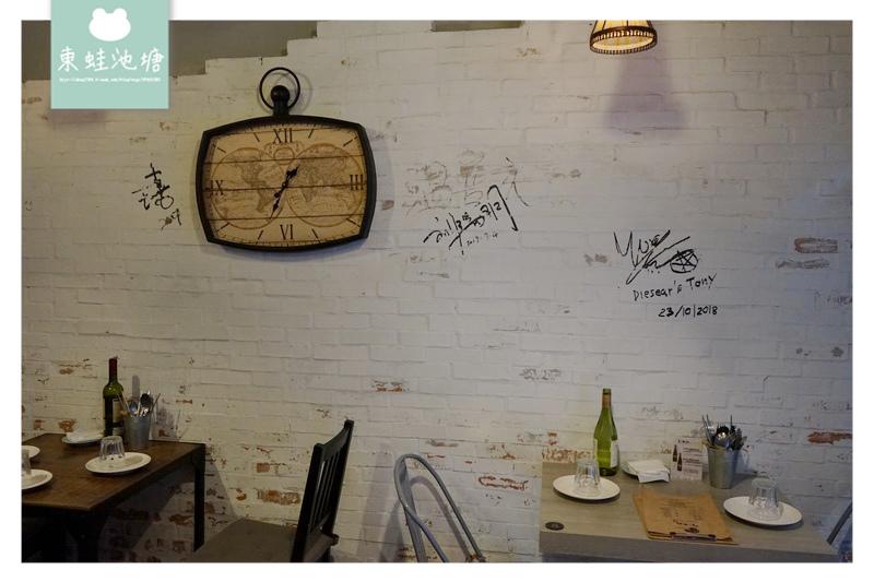 【台北大安區聚餐好選擇】貓途鷹排行台北第一戰斧豬排/戰斧牛排 胖東西廚房 Osteria by Vincent