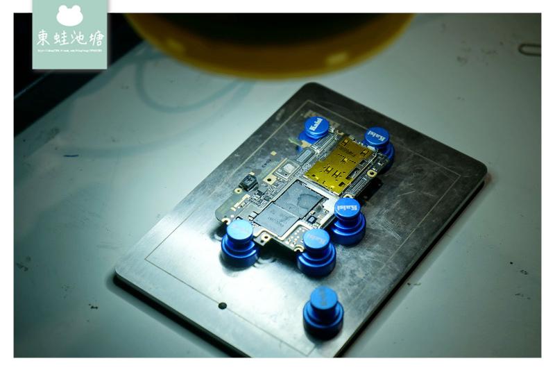 【台北24小時手機維修推薦】實驗室等級 手機主機板維修 大叔手機維修工作室