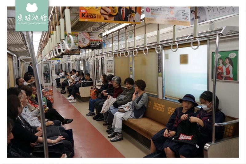 【萬博紀念公園交通路線介紹】大阪市區坐堺筋線、阪急千里線、大阪單軌電車