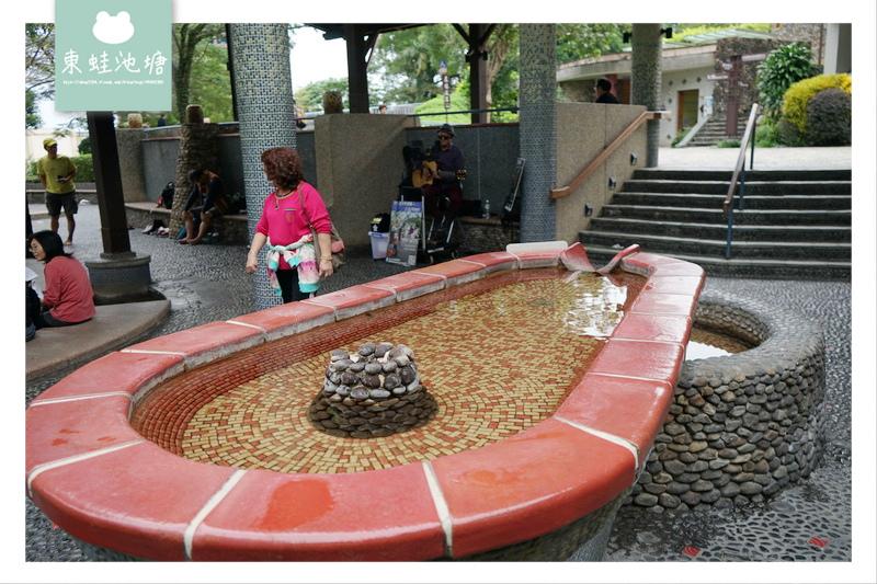 【宜蘭礁溪免費景點推薦】免費大眾泡腳池 森林風呂男女裸湯 礁溪溫泉公園
