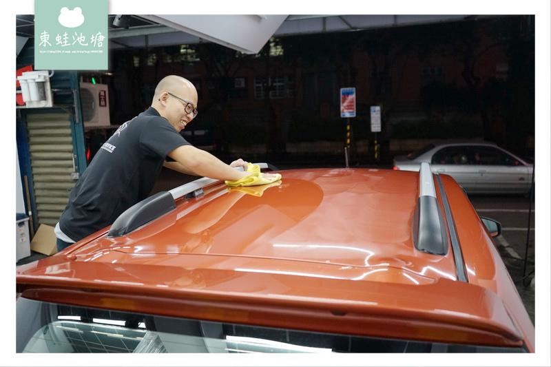【桃園蘆竹南崁洗車打蠟推薦】過年前來把愛車洗得乾乾淨淨 內裝高溫殺菌清洗 鑫匠車體美研
