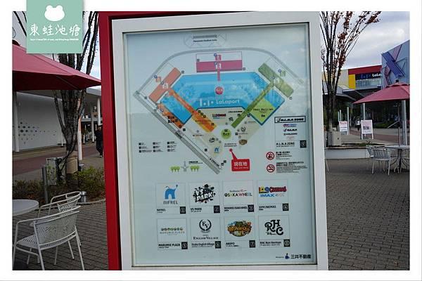 【大阪摩天輪推薦】日本最高摩天輪 LaLaport EXPOCITY LaLaport EXPOCITY
