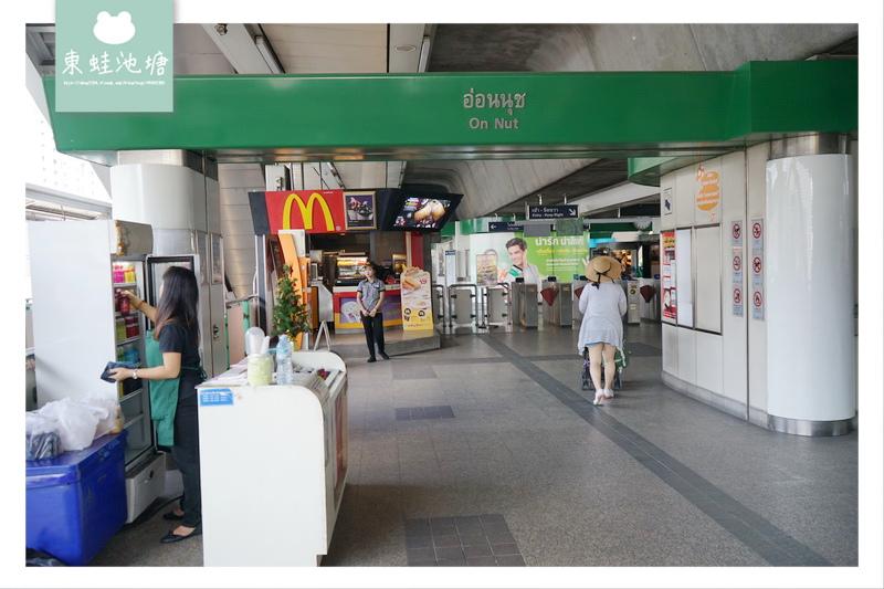 【泰國曼谷自由行必備交通卡】曼谷 BTS 空鐵 Rabbit卡 兔子卡