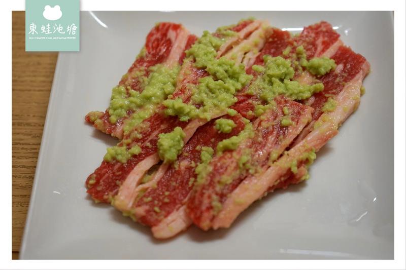 【大阪燒肉吃到飽推薦】新鮮手切肉品 單點精緻燒肉 国産牛焼肉食べ放題 あぶりや 千日前店