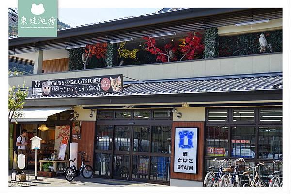 【京都嵐電嵐山站周邊景點推薦】嵐山嵯峨野 渡月橋 野宮神社 竹林之道