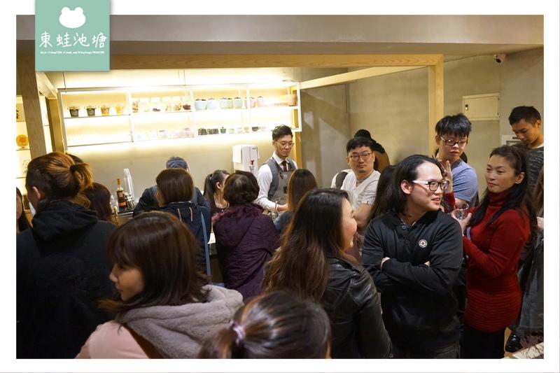 【台北松山區伴手禮推薦】古樹茶專門店 開幕品茗會 晁鎮茶苑