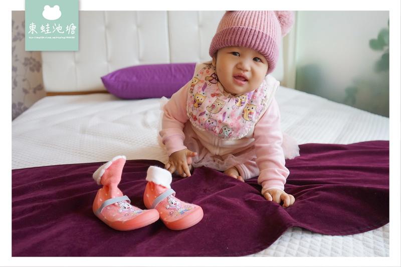 【Baby View 嚴選布布童鞋】寶寶人生中第一雙鞋 巧虎飛織機能鞋