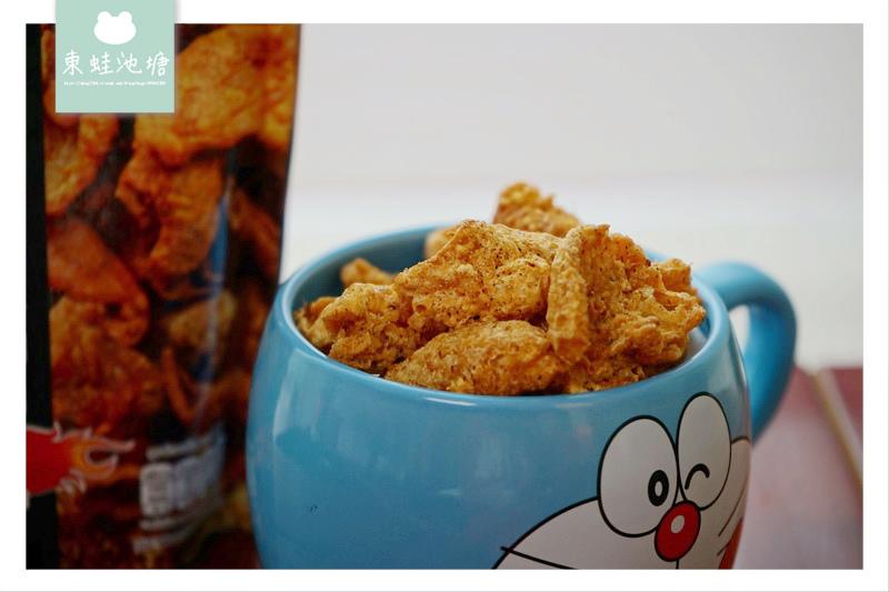 【泰國團購零食推薦】真正雞皮烘乾製作 美味酥脆炸雞皮 MAX OCEANS