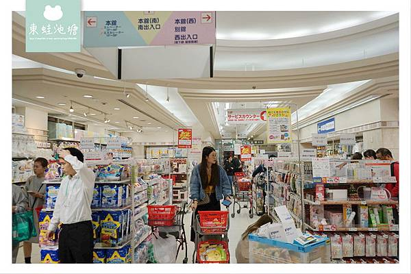 【大阪母嬰用品店推薦】Akachan 阿卡將本舖本町店 樓層環境商品介紹