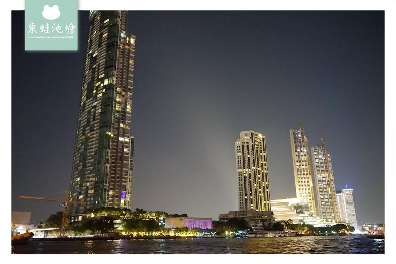 【曼谷河濱夜市交通方式介紹】昭披耶河碼頭搭船賞夜景 BTS 空鐵→River Boat