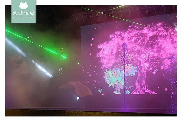 【2019花蓮燈會】山豬造型15米主燈 豬光寶氣耀洄瀾主燈秀