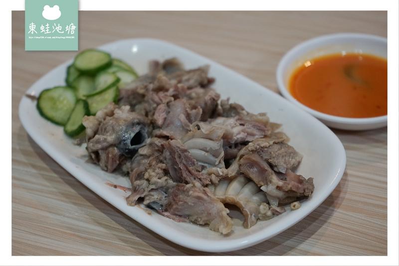 【花蓮市區人氣平價小吃】花蓮古早味 美味排骨麵 京湘排骨麵