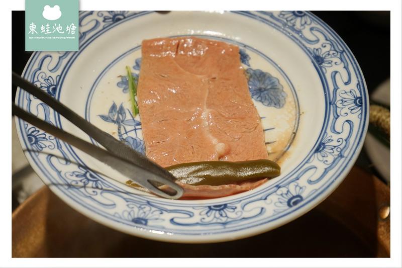 【台北大安區和牛料理推薦】鍋割烹懷石料理 和牛威靈頓 蘭亭鍋物和牛極緻料理