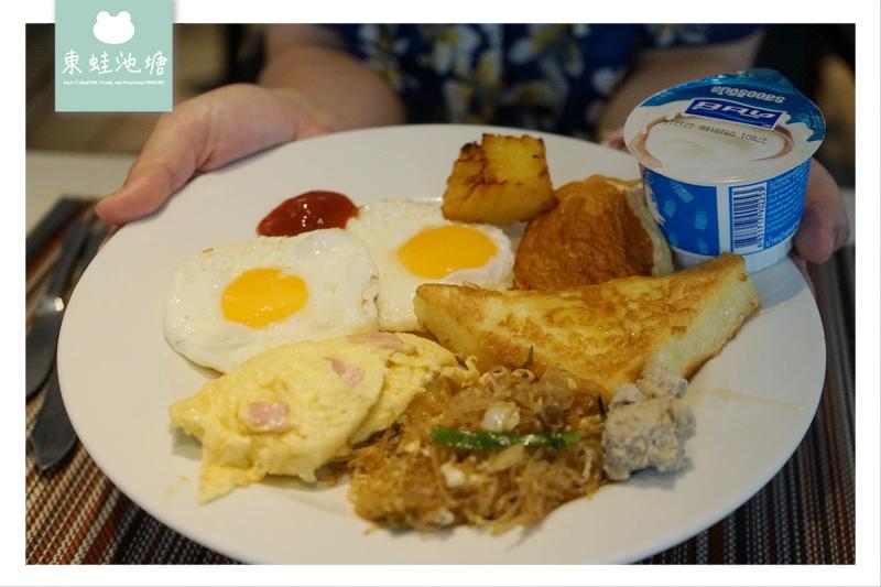 【曼谷華欣住宿飯店推薦】超豐富自助式早餐吃到飽 華欣五星級薇蘭朵渡假村
