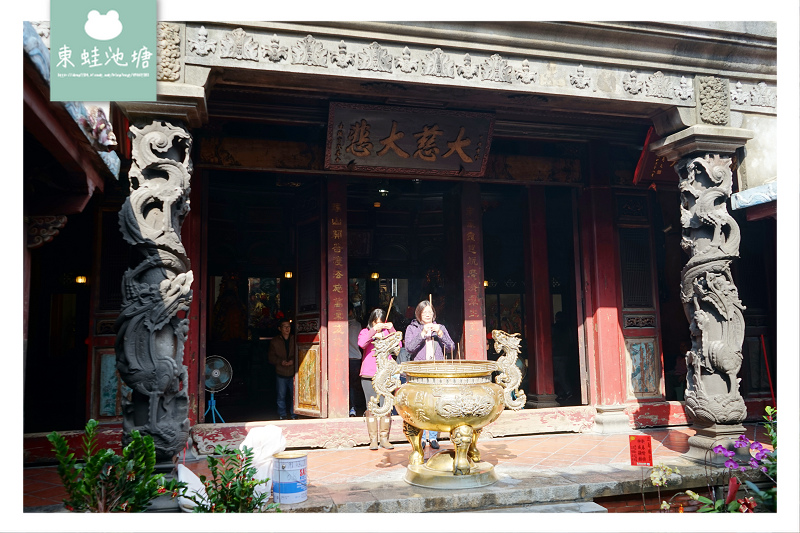 【彰化南瑤宮】中西日式風格廟宇 彰化媽蔭外方