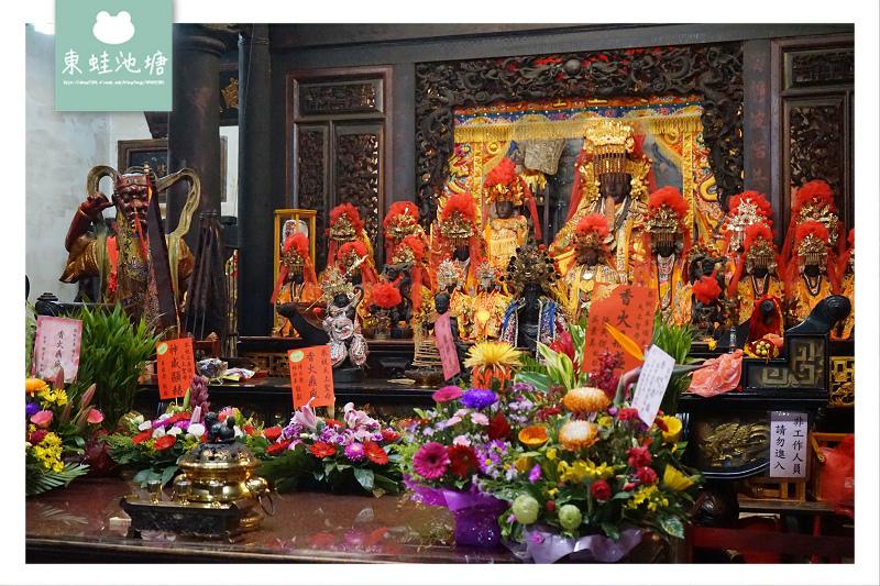 【土庫順天宮】台灣宗教百景 全台唯一奉祀日本觀音神像的媽祖廟