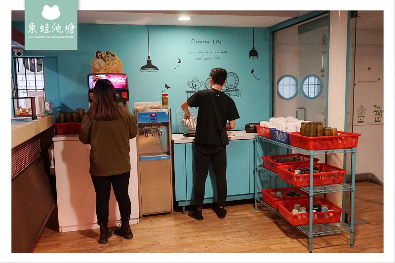 【中原平價義大利麵推薦】兒童遊戲區 湯品飲料喝到飽 小米義式廚房