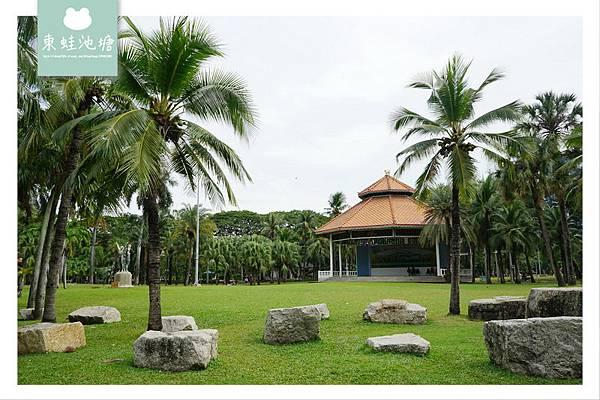 【泰國曼谷免費景點推薦】充滿水巨蜥的是樂園 親子玩樂好去處 倫披尼公園