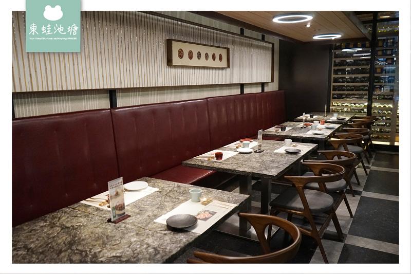 【台北內湖餐廳韓式料理推薦】八種小菜無限量供應 平日午間限定商業午餐 三元花園韓式餐廳潭美店