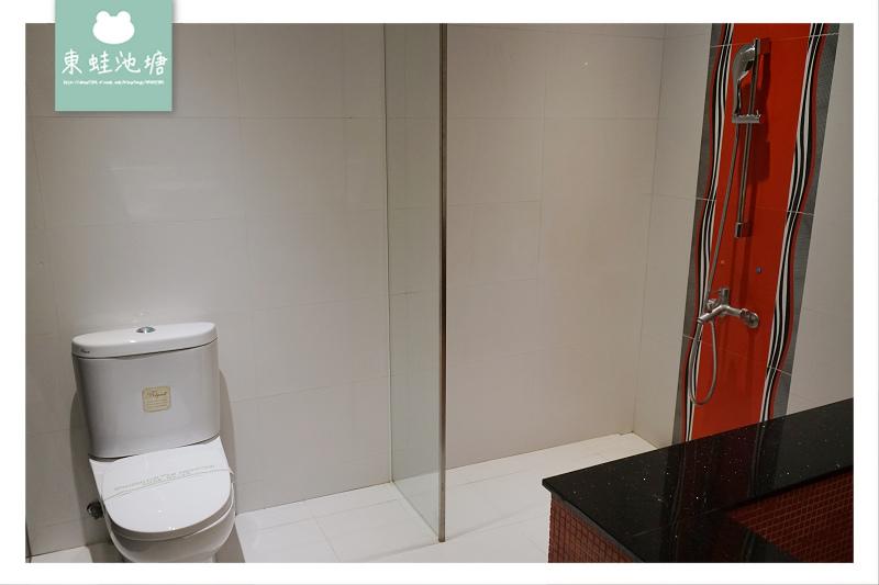 【台中秋紅谷住宿推薦】朝馬轉運站高CP值 和樂商務設計旅店 HOLA Design Hotel