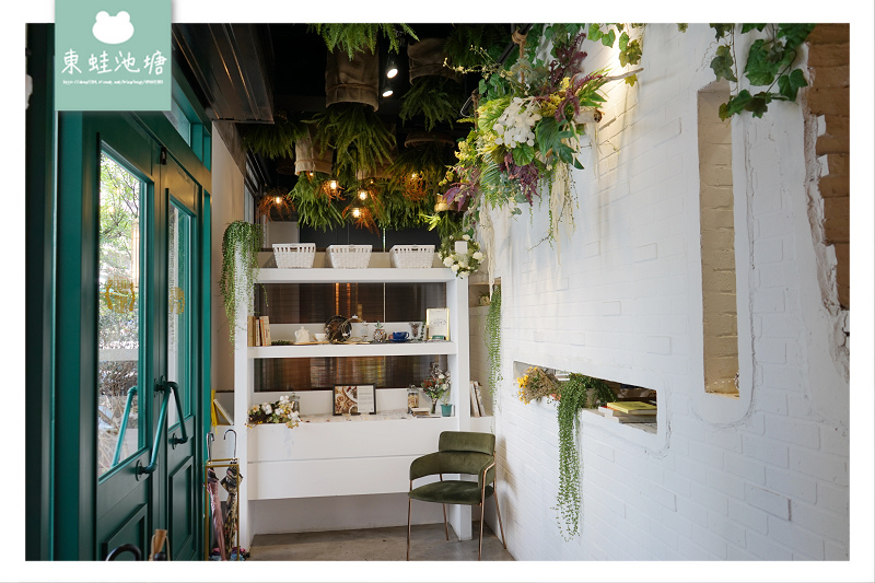 【新竹金山街美食推薦】IG打卡熱門溫室花園餐廳 新竹母親節用餐好選擇 Garden Party Restaurant