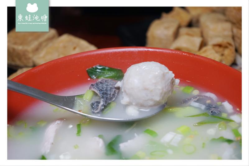 【新竹小吃推薦】鋼彈臭豆腐虱目魚料理 蓁媽香酥臭豆腐鋼彈民富店