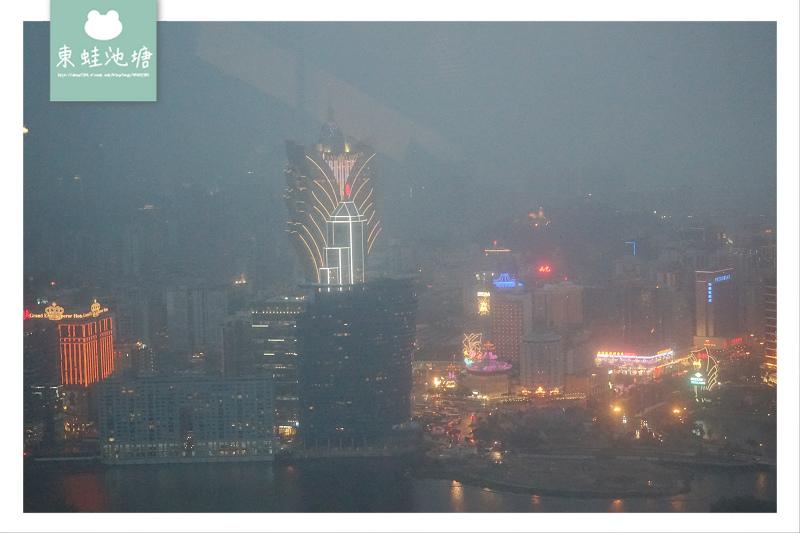 【澳門景點推薦】擁有高223公尺 360度絕美景觀 澳門旅遊塔 Macau Tower