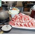 【宜蘭大胃王挑戰免費】60oz暴龍級大肉盤 40min吃完免費 熊飽鍋物主題式涮涮鍋宜蘭店
